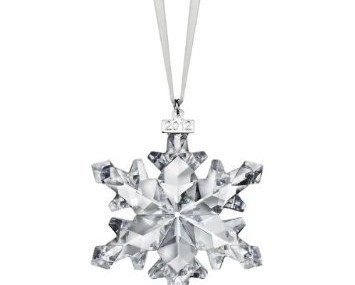 Swarovski Crystal Christmas Ornament | Limited Edition | Annual Edition