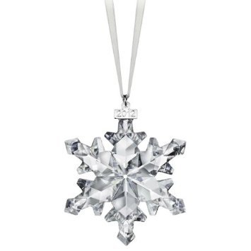 2012 Swarovski Crystal Ornament