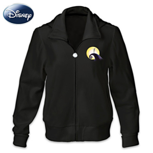 Tim Burton's The Nightmare Before Christmas Custom Hoodie