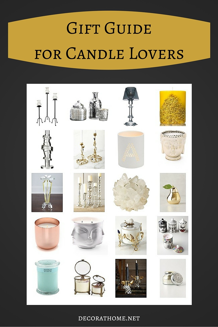 Gift Guide for Candle Lovers