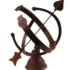 Buy a Cast Iron Garden Sundial for Your Garden