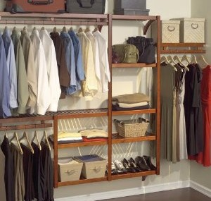 John Louis Home Standard Closet Shelving System Review