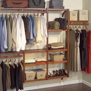 John Louis Standard Closet Organizer System