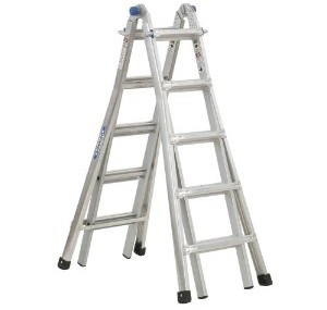 Werner MT-22 300-Pound Duty Rating Telescoping Multi-Use Extension Ladder Review